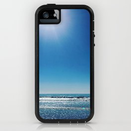 ginger rogers beach iPhone Case