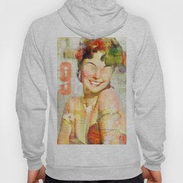 The girl of the 9th floor Hoody