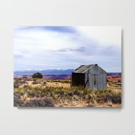 Canyonlands N.P Metal Print