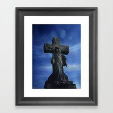 Eternal Hope Framed Art Print
