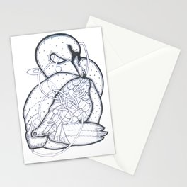 Carrick Swan Stationery Cards