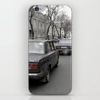 ukraine iPhone & iPod Skins featuring Odessa Ukraine by Sanchez Grande