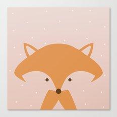 Nursery FOX Canvas Print