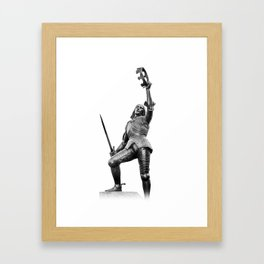Richard The Third Framed Art Print