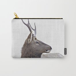 elk #society6 #decor #buyart Carry-All Pouch