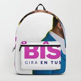 DAVID BISBAL - GIRA EN TUS PLANES TOUR Backpack