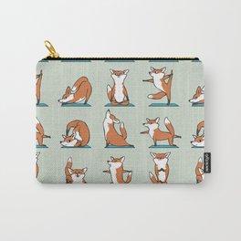 Fox Yoga Carry-All Pouch