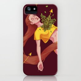 Set Me Free iPhone Case