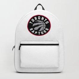 Raptors Logo Backpack
