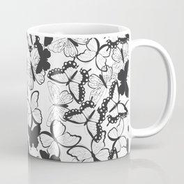 Butterfly pattern 010 Coffee Mug
