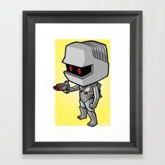 Rom Mini-Print Framed Art Print