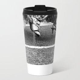 Fast as you can Metal Travel Mug