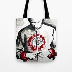 The Passion of Mr Gone  Tote Bag