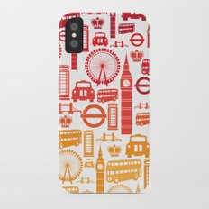 London Slim Case iPhone X