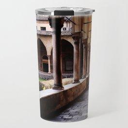 Old monastery Travel Mug