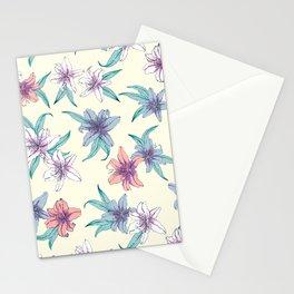 Tiger lilys Stationery Cards