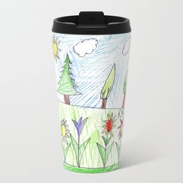 Spring Has Sprung! Travel Mug