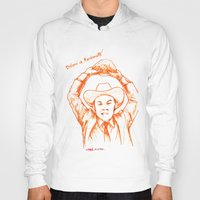 anchorman Hoodies featuring Anchorman: Dreams of Fantana!!! by Red Misery