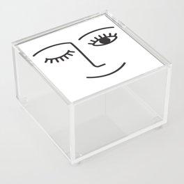 Wink Acrylic Box