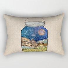 Star Jar Rectangular Pillow