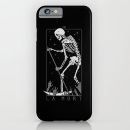 La Mort iPhone Case