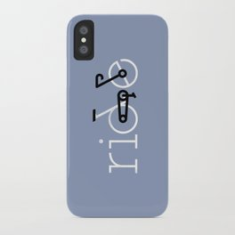 ride 16 iPhone Case