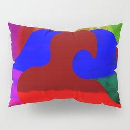 Rainbow kiss Pillow Sham