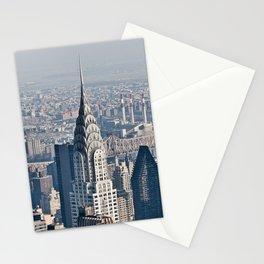 Chrysler Building New York Stationery Cards