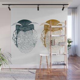 owl by Laura Pizzicalaluna Wall Mural