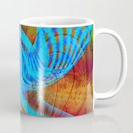 Blue emotion Coffee Mug