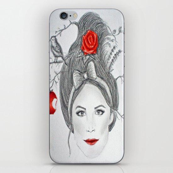 Snow White II iPhone & iPod Skin