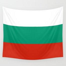 flag of bulgaria -bulgarian, България,български,slav,cyrillic,Sofia,bulgaria Wall Tapestry