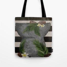 Latte Stone Coconut Tote Bag
