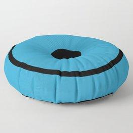 Dr Manhattan Floor Pillow