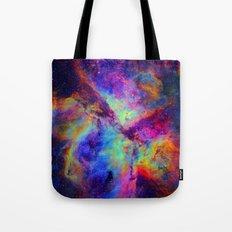 Nova Nebula Tote Bag