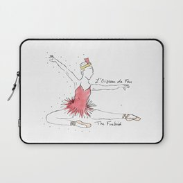 Firebird Ballerina Laptop Sleeve