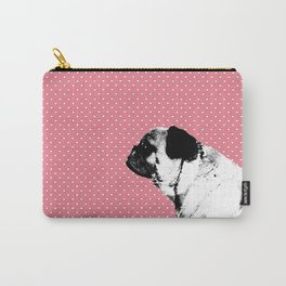 The Pug is a Heartbreaker Carry-All Pouch