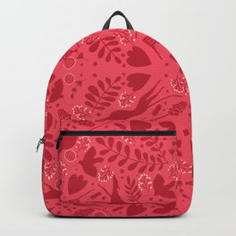 Sighthound Paloma Red Backpack
