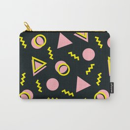 Memphis pattern 64 Carry-All Pouch