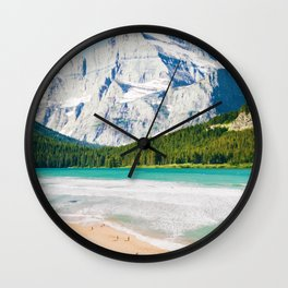 The Perfect Vacay #society6 #decor #buyart Wall Clock