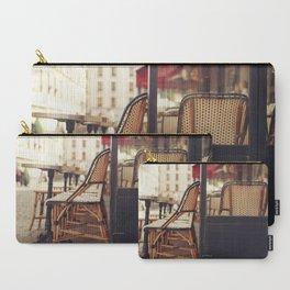 Paris Cafe Carry-All Pouch