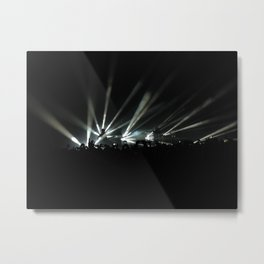 Concert II - The Neighbourhood Metal Print