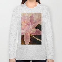 Lotus of my Heart Long Sleeve T-shirt