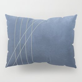 Moods in Blue-Gray Pillow Sham