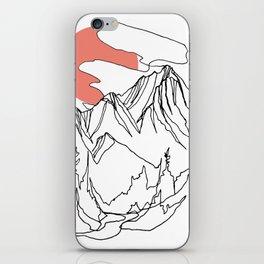 Road to the Rockies :: II iPhone Skin