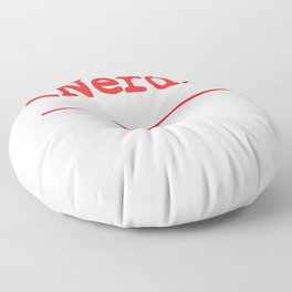 """Nerd and rockstar at the same time? You can be both with this """"Nerd Intellectual Rockstar Tee"""" Floor Pillow"""