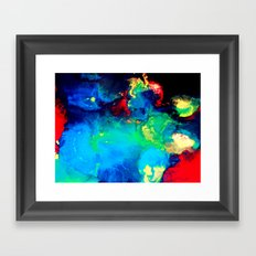 Swell Framed Art Print