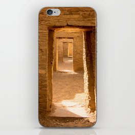 Chaco Ancient Doors iPhone Skin