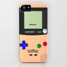 GAMEBOY JIGGLYPUFF EDITION iPhone (5, 5s) Slim Case