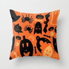 Halloween 2013 Throw Pillow